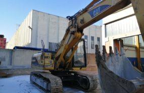 Escavatore usato Cat 315 – cod. U433