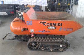 MOTOCARIOLA CORMIDI 80 10HP Diesel – COD. C60