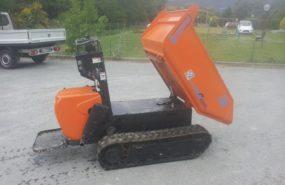 MOTOCARIOLA CORMIDI 100 18HP Diesel – COD. UEXC061