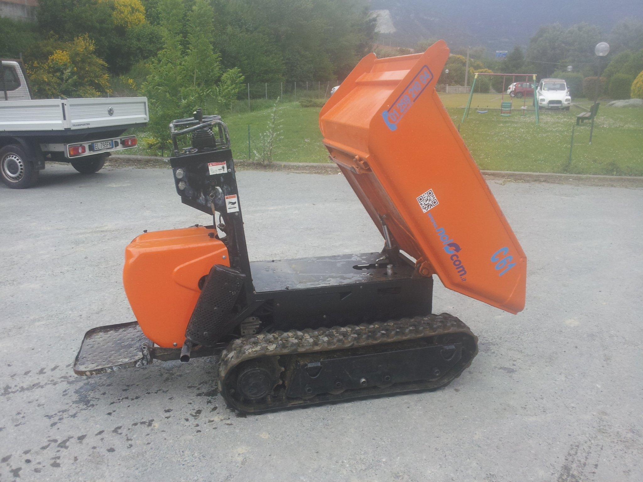 UEXC061 – Motocariola Cormidi 100