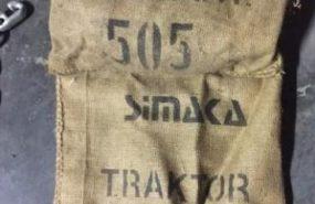 Coppia catene da neve SIMAKA mod. TRAKTOR – misura 505 – cod. 51033