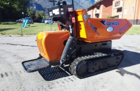 UEXC063 – Motocariola Cormidi 100
