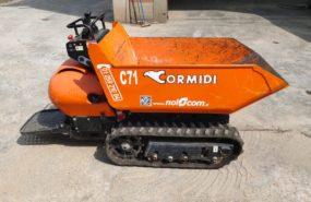 C071 –  MOTOCARIOLA CORMIDI 80