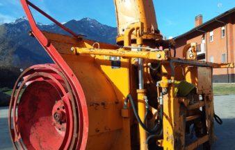 U481 – Fresa Neve Meccanica Schmidt per Unimog