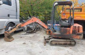 U473 –Escavatore usato Eurocomach ES150.3