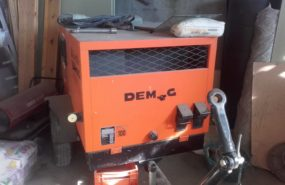 Motocompressore Demag G279
