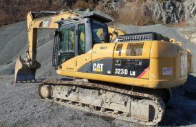 U491 – Escavatore CAT 323DLN