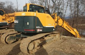 Escavatore Hyundai Robex 145 LCR-9