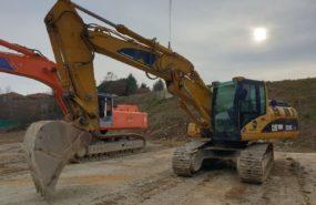 Escavatore CAT 320C SVA